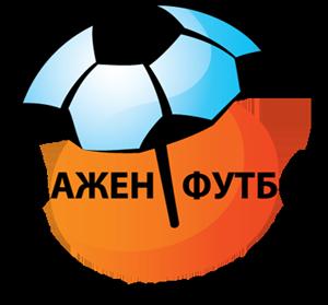 """Логотип """"Комисия плажен футбол"""""""