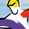 """Марка """"XIX зимни олимпийски игри Солт Лейк Сити 2002"""""""